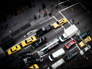 New York Traffic Congestion