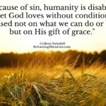 Because of Sin, Humanity is Disabled