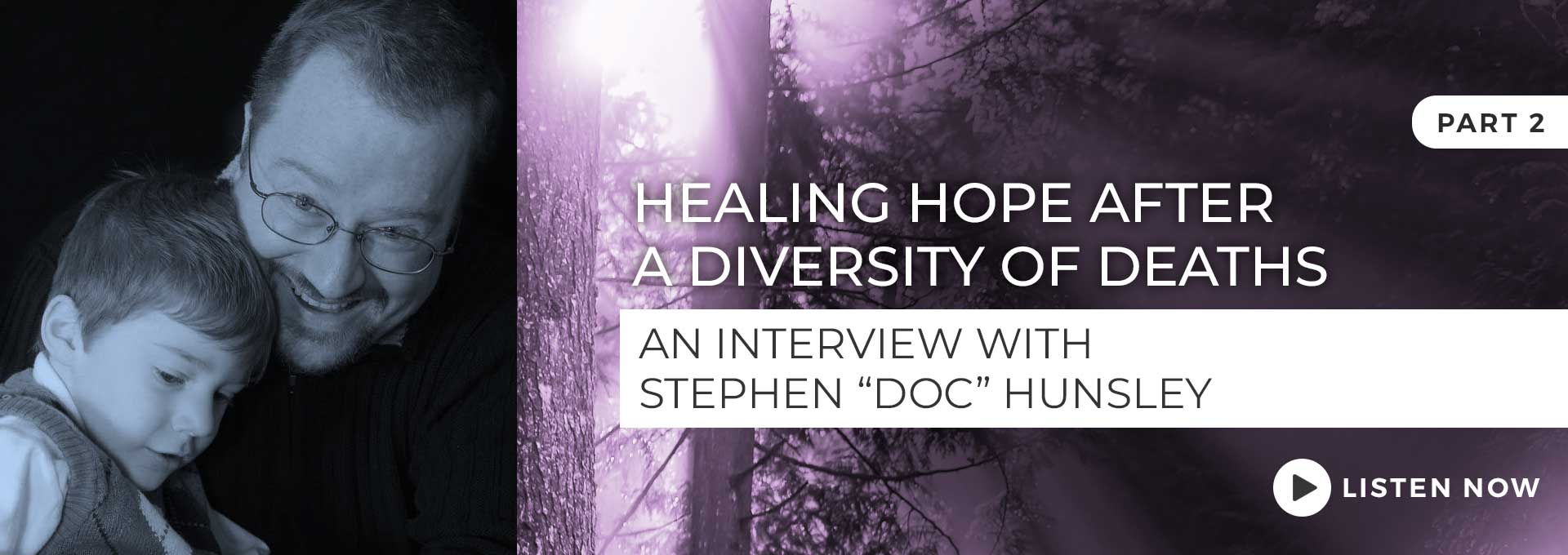 Interview with Doc Hunsley