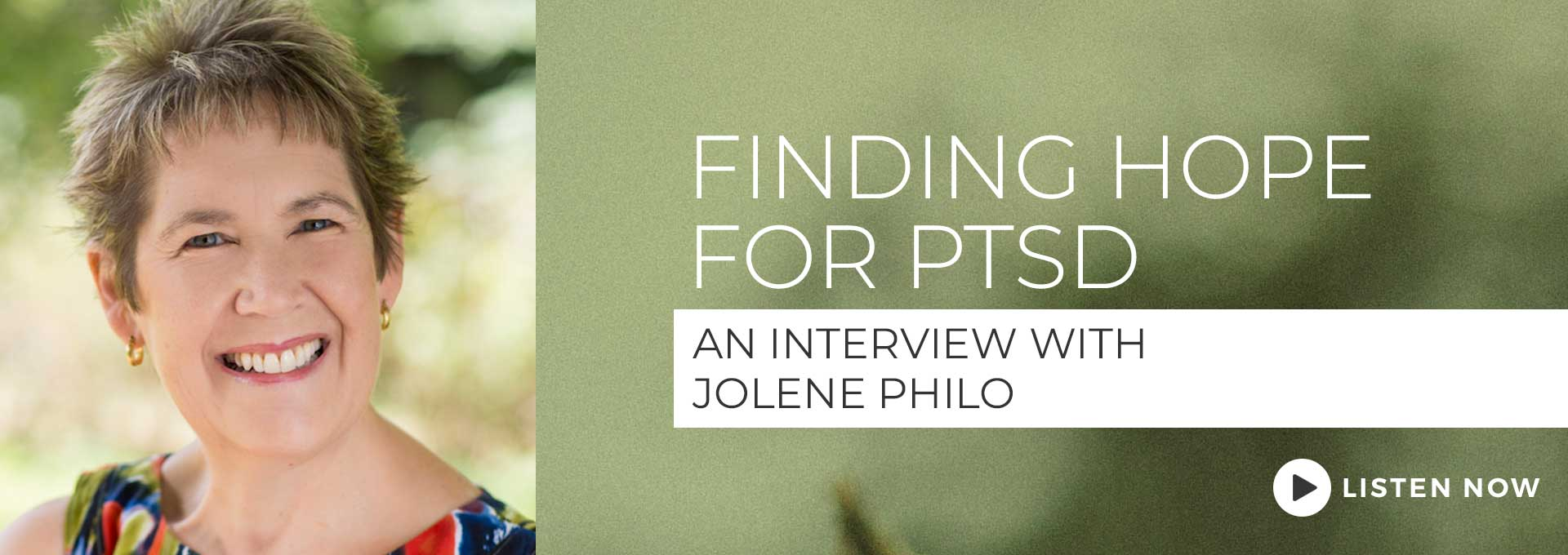 An Interview with Jolene Philo