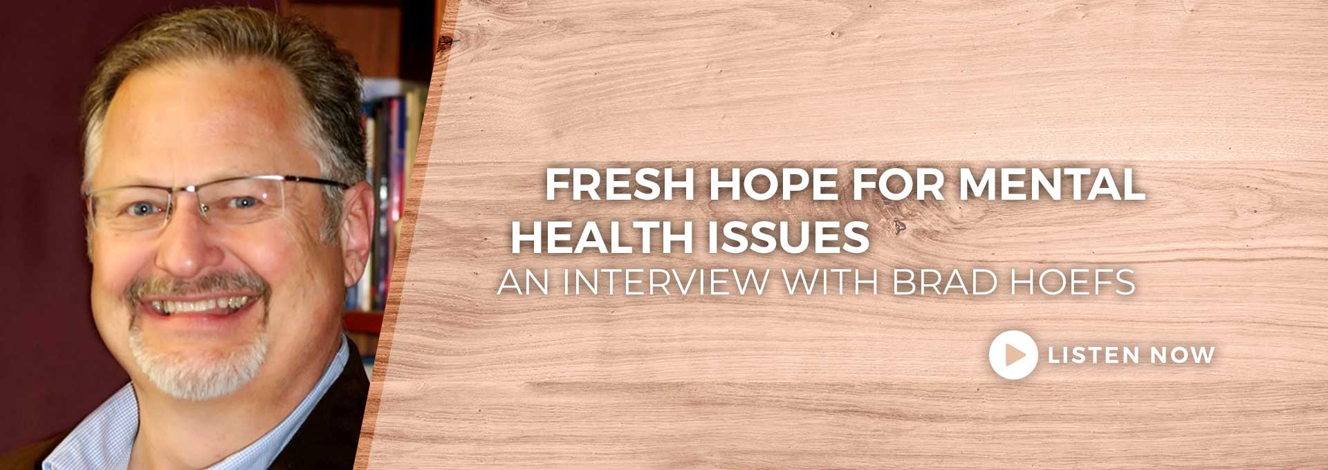 An Interview with Brad Hoefs